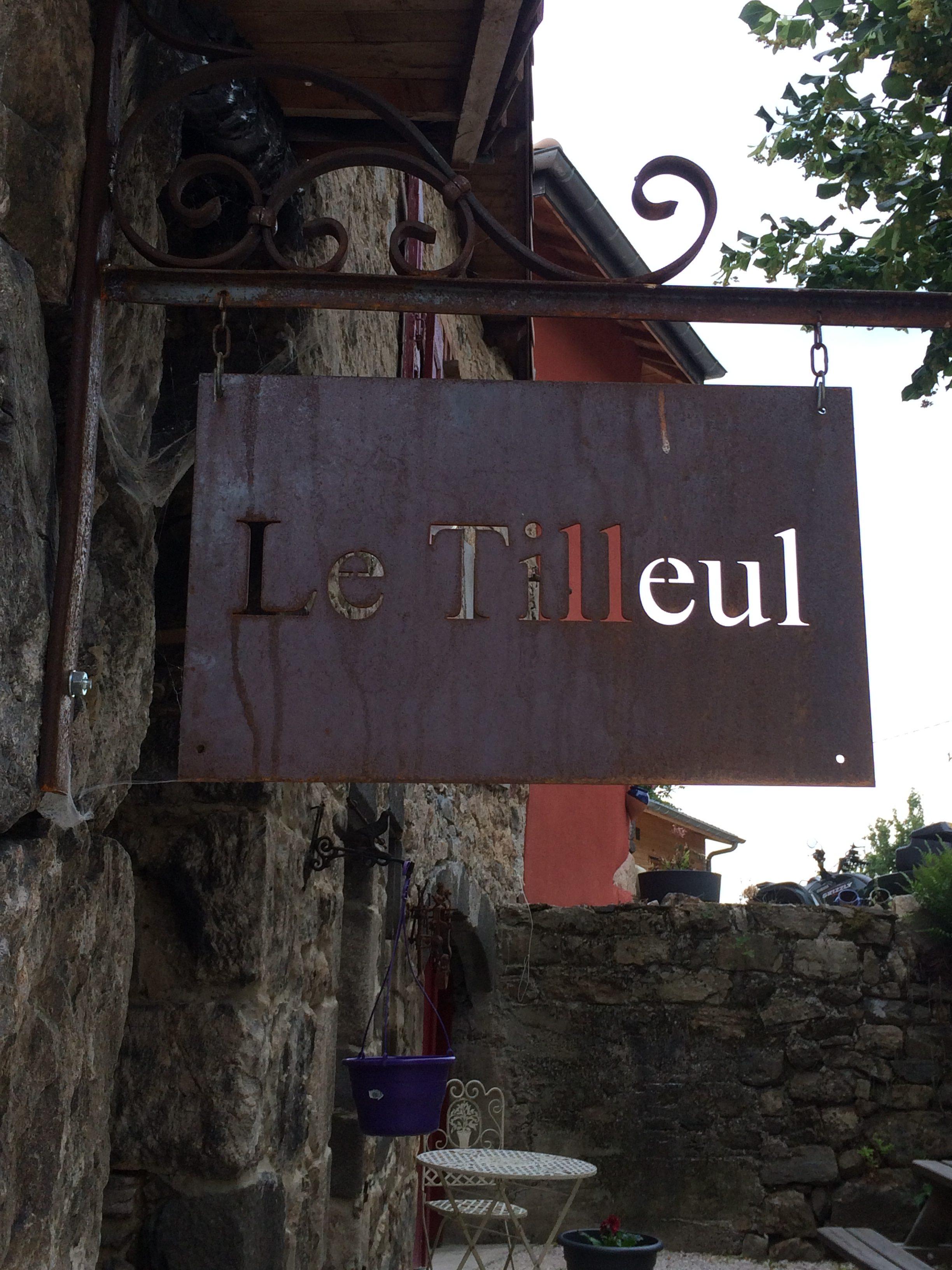 """GITE """"Le Tilleul"""""""
