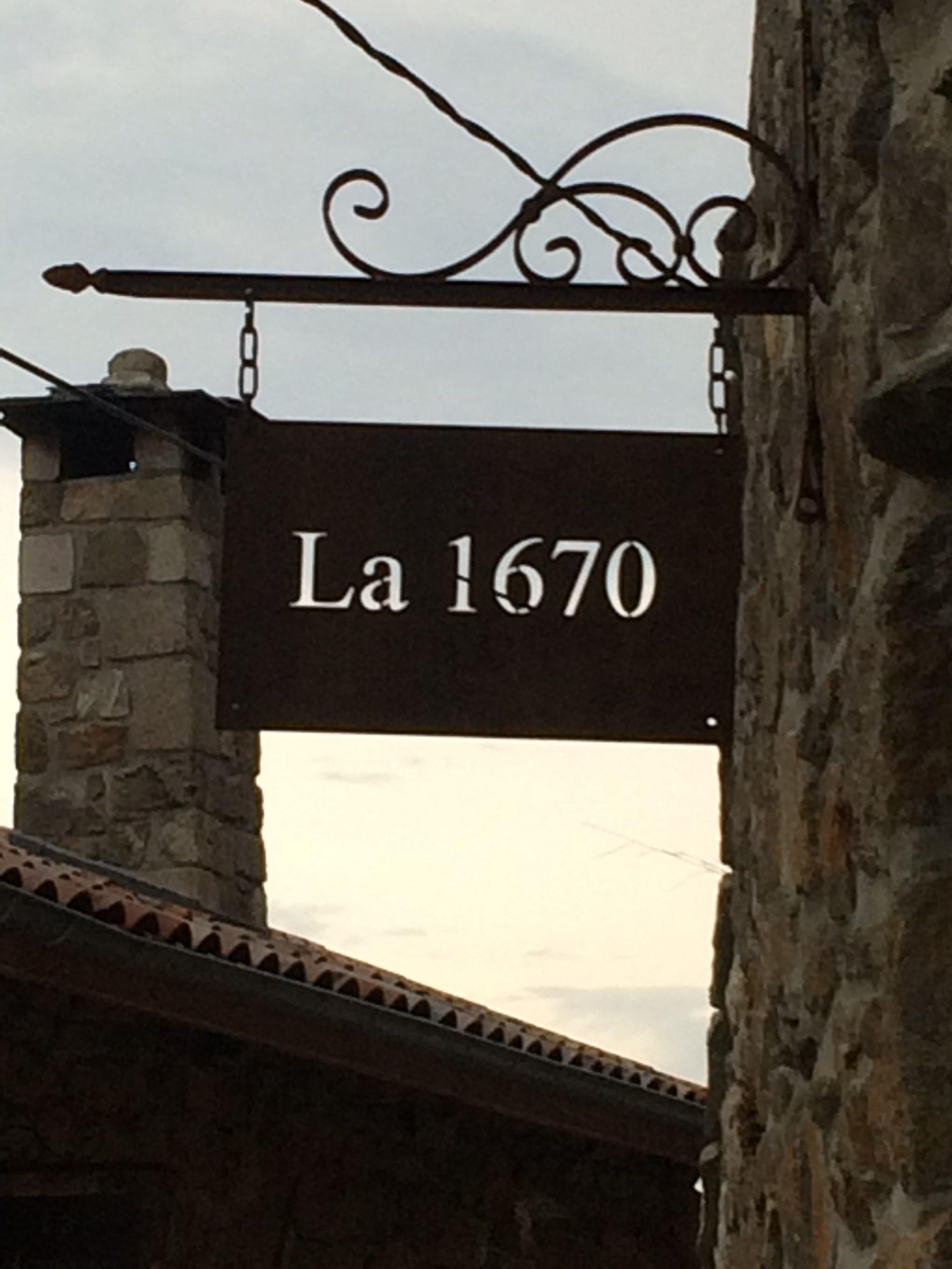 """GITE """"La 1670"""""""